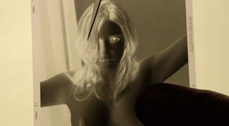 Corps et Âme: A exhibition of nude photography by Philippe Bréson, installation view