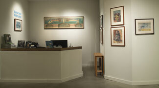 Walter Pach: Watercolors, installation view