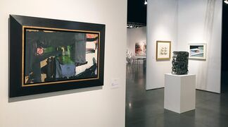 Allan Stone Projects at Seattle Art Fair 2015, installation view