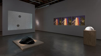 Pat O'Neill, installation view