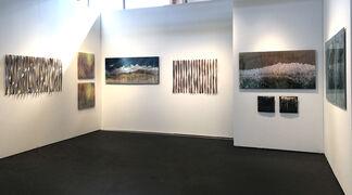 Michele Mariaud Gallery at Art Market San Francisco 2017, installation view