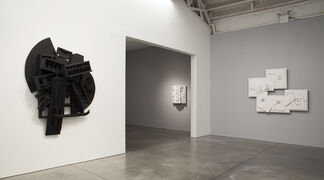 Louise Nevelson: Black & White, installation view