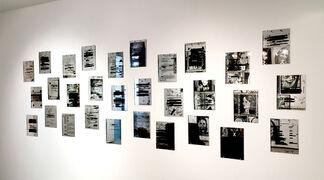 Dennis Adams, installation view