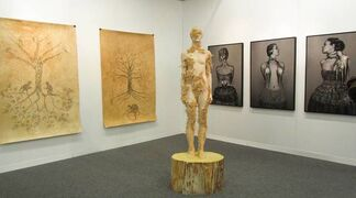 Barbara Paci Art Gallery at Contemporary Istanbul 2014, installation view