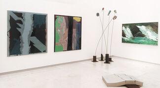 Galerie nächst St. Stephan Rosemarie Schwarzwälder at Art Austria 2015, installation view