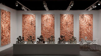 Leaves of Ore II, installation view