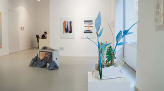 ON PAPER II., installation view