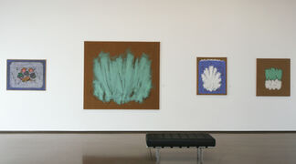 """Salvatore Emblema """"Transparency: Color and Light"""", installation view"""