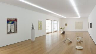Judith Adelmann, Mickael Marman, Sophie Reinhold, Elif Saydam, Anina Troesch, Raphael Weilguni & Viola Relle, installation view
