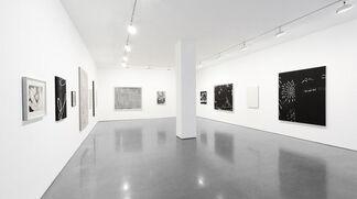 BLACK / WHITE, installation view