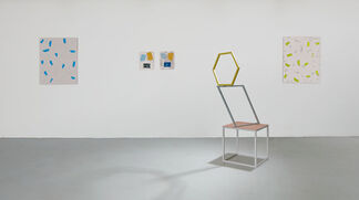 Sunny Side Up!, installation view