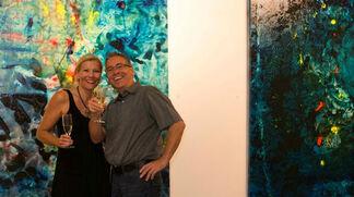 Attila Konnyu: Heaven in Miami | Arts and Entertainment District, Miami, Florida, installation view