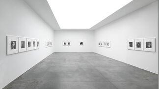 Robert Mapplethorpe, installation view
