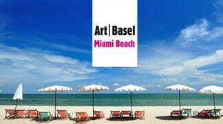 Richard Saltoun at Art Basel in Miami Beach 2017, installation view