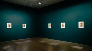 Michaël Borremans: Black Mould, installation view