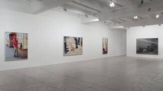 Jeff Wall, installation view