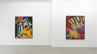 Barbara Kasten: Staging Architecture, installation view