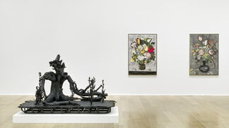 Still Life and the Reclining Nude, installation view