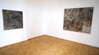 Ivana Juric, Fedor Fischer - collapse & collage, installation view