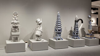 Priveekollektie Contemporary Art   Design  at PAD London 2017, installation view