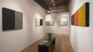David Shapiro: Infinite Circles, installation view