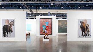 Stephen Friedman Gallery at Art Basel in Miami Beach 2014, installation view