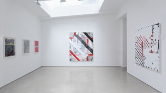 Kevin Appel, installation view