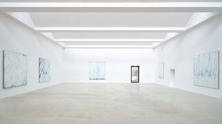 Raimund Girke - Dominanz des Lichts, installation view