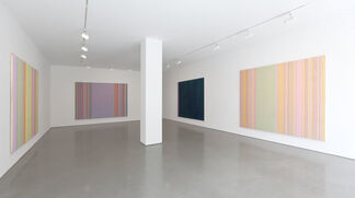 Gene Davis, installation view