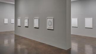 Various Whites, installation view