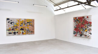 Jacob Hashimoto - My Own Lost Romance, installation view