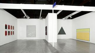 Patrick de Brock Gallery at Art Brussels 2013, installation view