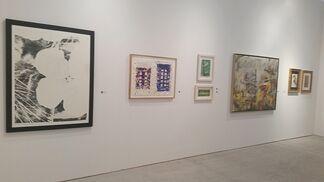 Repetto Gallery at Art Miami 2014, installation view
