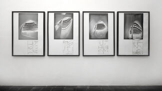 Dominique Stroobant, installation view