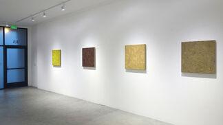 Alan Ebnother: twelve paintings, installation view