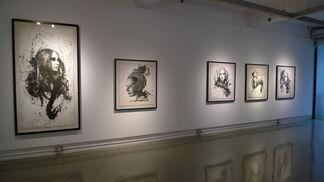 The Spiritual Portrait - Chan-Peng Lo Solo Exhibition, installation view