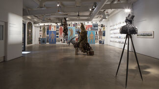Truppe Fledermaus & the Carnival at the End of the World, installation view