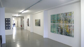 Mike Karstens Galerie at Art Cologne 2015, installation view