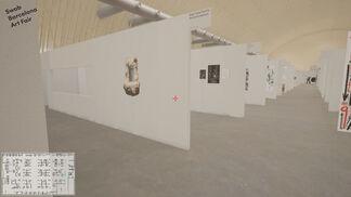 Espai Tactel at SWAB Barcelona 2020, installation view