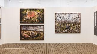 Zipper Galeria at SP-Arte/Foto/2014, installation view