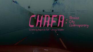 CHAFA : Mexico City Contemporary, installation view