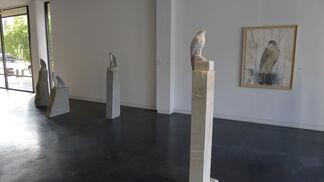 Gail Severn Gallery at Seattle Art Fair 2015, installation view