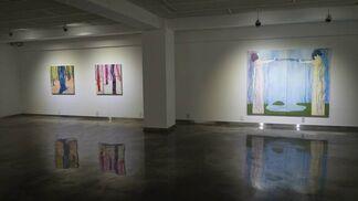 Hong Su-jung Solo Exhibition, installation view