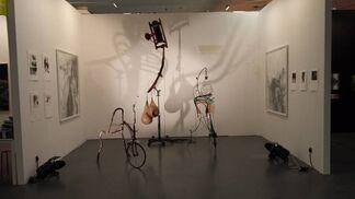 Sulger-Buel Lovell at Art15 London, installation view