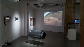 Paradise, a little further, installation view