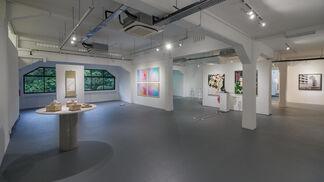 Alma Matter, installation view