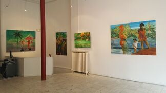 AFRICA NOW !, installation view