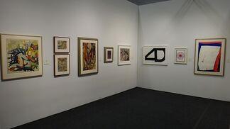 Vallarino Fine Art at Art on Paper New York 2016, installation view