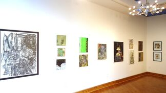 Baby, I'd Give You My World, installation view