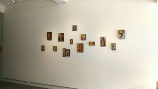 Blanca Amorós Solo Exhibition  Husks of Endurance, installation view